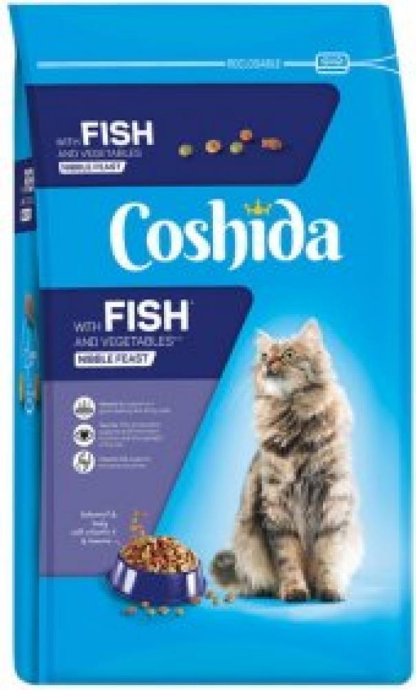 Coshida fish granule