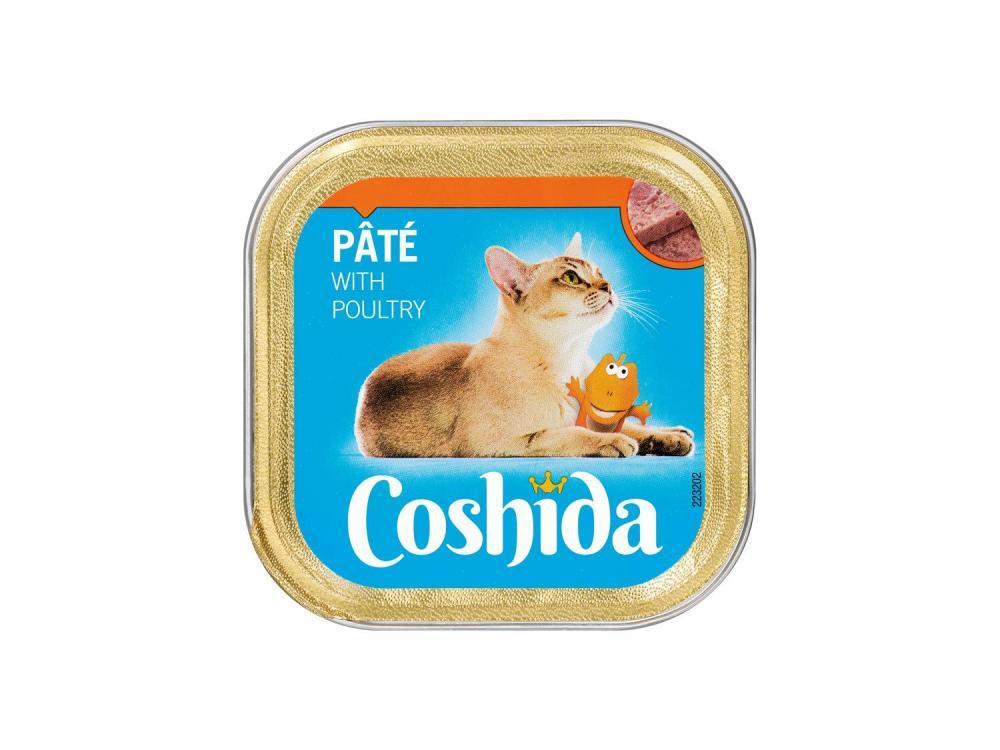 Coshida paté poultry