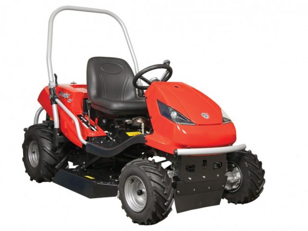 Traktorová mulčovacia kosačka SECO CROSSJET SC 92-23 4x4
