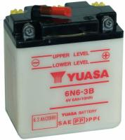 Obrázok produktu Akumulátor Yuasa 6v 6Ah
