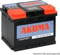 Obrázok produktu Akumulátor Akuma Komfort 12V 55Ah