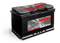 Obrázok produktu Akumulátor Akuma Vortek + 12v 55Ah