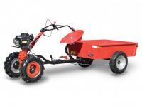 Obrázok produktu Malotraktor MTVO HONDA GSV 190
