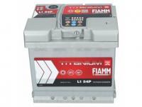 Obrázok produktu Akumulátor FIAMM Titanium Pro 12V 54Ah