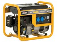 Obrázok produktu 1-fázová elektrocentrála B&S Promax 3500 A