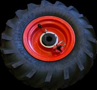 Obrázok produktu kolesá Robix so závažím a uzávierkou 6hran